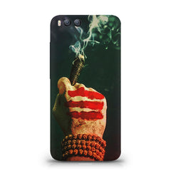 Smoke weed (chillam) design Xiaomi Mi 6  printed back cover