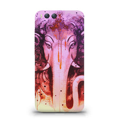 Lord Ganesha design Xiaomi Mi 6  printed back cover