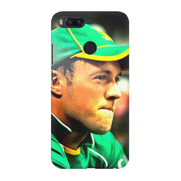 AB de Villiers South Africa  Xiaomi Mi 5x  printed back cover