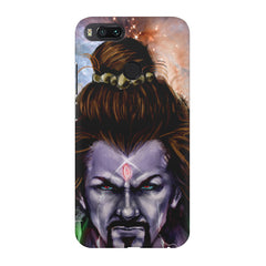 Shiva Anger  Xiaomi Mi 5x  printed back cover