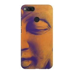 Peaceful Serene Lord Buddha Xiaomi Mi 5x  printed back cover