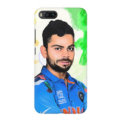 Virat Kohli Oil Painting India design,  Xiaomi Mi 5x  printed back cover