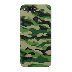 Military design design Xiaomi Mi 5x  printed back cover