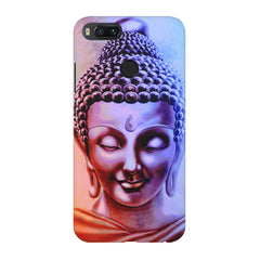 Lord Buddha design Xiaomi Mi 5x  printed back cover