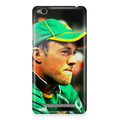 AB de Villiers South Africa  Xiaomi Redmi 3s printed back cover