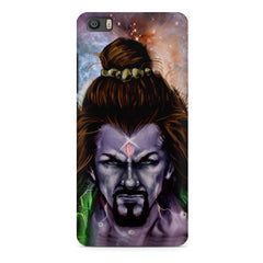 Shiva Anger  Xiaomi Mi5c  printed back cover