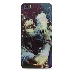 Smoking weed design Xiaomi Mi5c  printed back cover