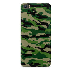 Military design design Xiaomi Mi5c  printed back cover