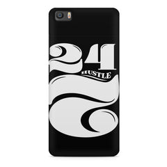 Always hustle design Xiaomi Mi5c  printed back cover