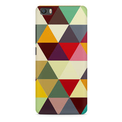 Colourful pattern design Xiaomi Mi5c  printed back cover