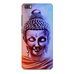 Lord Buddha design Xiaomi Mi5c  printed back cover