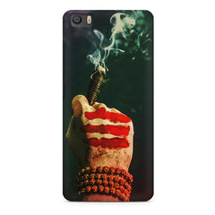 Smoke weed (chillam) design Xiaomi Mi5c  printed back cover
