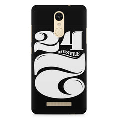 Always hustle design Xiaomi Redmi Note 3  printed back cover