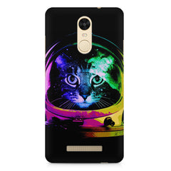 Astro Cat design    Xiaomi Redmi Note 3 hard plastic printed back cover