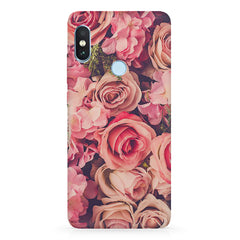Roses  design,   Xiaomi MI A2, 20 girly cases hard plastic printed back cover.