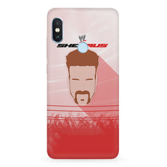 Boxing Ring Sheamus  design,   Xiaomi MI A2 hard plastic printed back cover.