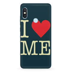 I love myself design  Xiaomi MI A2, 20 girly cases hard plastic printed back cover.