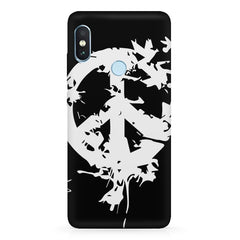 Let there be peace design  Xiaomi MI A2, 20 girly cases hard plastic printed back cover.