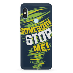 Be Unstoppable design  Xiaomi MI A2, 20 motivational cases hard plastic printed back cover.