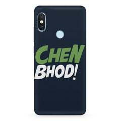 Chen Bhod design Xiaomi 6 Pro hard plastic printed back cover