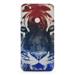 Pixel Tiger Design Xiaomi Mi Y1 hard plastic printed back cover