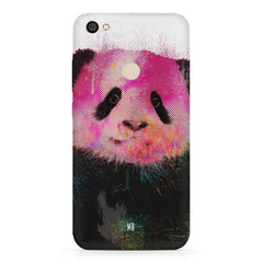 Polar Bear portrait design Xiaomi Mi Y1 hard plastic printed back cover