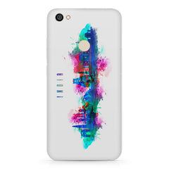 Incredible India Design Xiaomi Mi Y1 hard plastic printed back cover