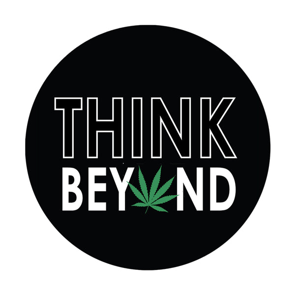 Think beyond weed design  Set of 2 Pop holders for your phone
