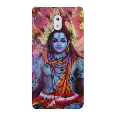 Shiva painted design Nokia 6  printed back cover