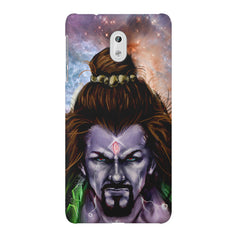 Shiva Anger  Nokia 6  printed back cover