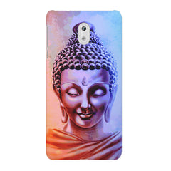 Lord Buddha design Nokia 6  printed back cover