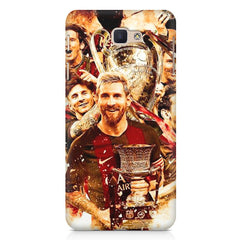 Messi  design,  Samsung Samsung J7 2017  printed back cover