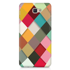 Graphic Design diamonds   Samsung Samsung J7 2017  printed back cover