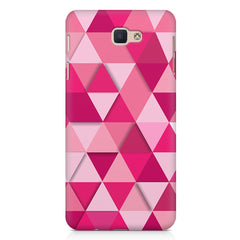 Girly colourful pattern Samsung Samsung J7 2017  printed back cover