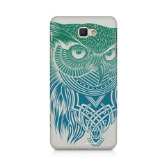 Owl Sketch design,  Samsung Samsung J7 2017  printed back cover