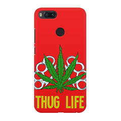 Thug life  Xiaomi Mi A1  printed back cover
