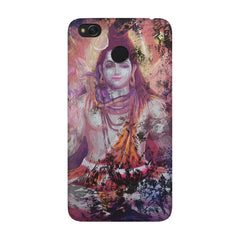 Shiva painted design Xiaomi Mi 4x  printed back cover