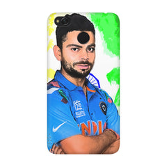 Virat Kohli Oil Painting India design,  Xiaomi Mi 4x  printed back cover