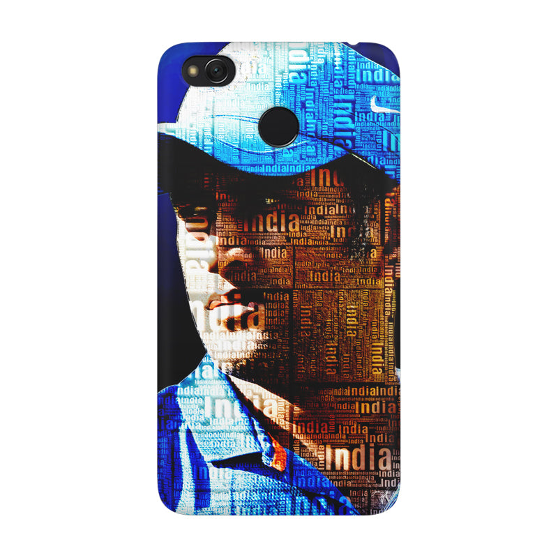 detailed look ea0eb 6d2d0 M.S. Dhoni design Xiaomi Mi Y1 printed back cover