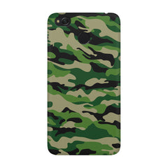 Military design design Xiaomi Mi 4x  printed back cover