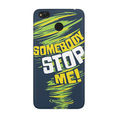 Be Unstoppable design Xiaomi Mi 4x  printed back cover