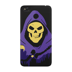 Evil looking skull design Xiaomi Mi 4x  printed back cover