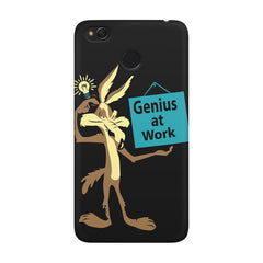 Genius at work design Xiaomi Mi 4x  printed back cover