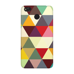 Colourful pattern design Xiaomi Mi 4x  printed back cover