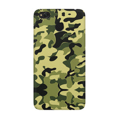 Camoflauge army color design Xiaomi Mi 4x  printed back cover