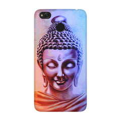 Lord Buddha design Xiaomi Mi 4x  printed back cover