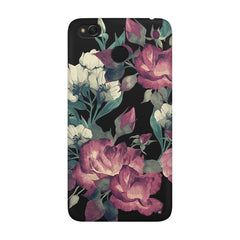 Abstract colorful flower design Xiaomi Mi 4x  printed back cover
