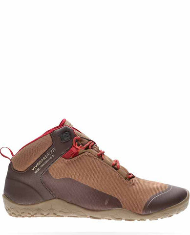 Hiker Firm Ground Dark Brown Mesh