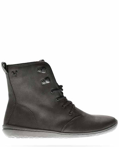 Gobi Hi Top Black Hide