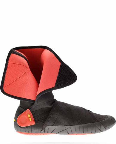 Neoprene Black Mid Cut